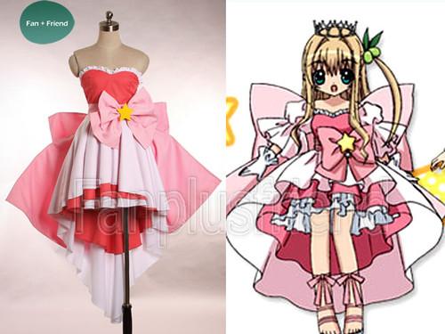 Kamichama Karin Cosplay, Karin Hanazono Costume