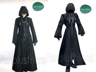 Kingdom Hearts Cosplay, Organization 13 Cloak, Exact Same as the Game Character!