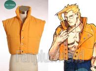 Street Fighter Cosplay, Charlie's Padded Vest