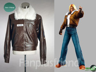 The King of Fighters Cosplay, Terry Bogard, Garou Mark of the Wolves, Fatal Fury Pilot Jacket