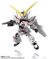 Nxedge Style [MS UNIT] Unicorn Gundam (Destroy Mode) Action Figure