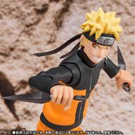 S.H.Figuarts Naruto Shippuden Uzumaki Sennin Mode Action Figure