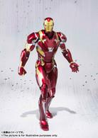 S.H.Figuarts Iron Man Mark 46 Action Figure