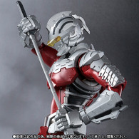 ULTRA-ACT X S.H.Figuarts ULTRAMAN SUIT ver 7.2 Action Figure