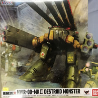 HI-METAL R HWR-00-MKII Destroid Monster Action Figure