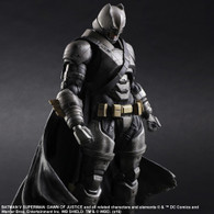 Batman v Superman: Dawn of Justice Play Arts Kai Armored Batman Action Figure