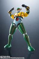 Super Robot Chogokin Steel Jeeg Action Figure