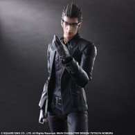 Final Fantasy XV Play Arts Kai Ignis Action Figure