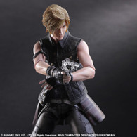 Final Fantasy XV Play Arts Kai Prompto Action Figure