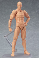 figma archetype next: He - Flesh color ver. Action Figure