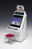 Astro City Arcade Machine SEGA TITLES Plastic Model
