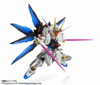 Nxedge Style [MS UNIT] Strike Freedom Gundam (Re:Color) Action Figure