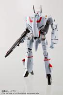 HI-METAL R VF-1J Valkyrie (Ichijyo Hikaru Custom) Action Figure