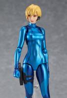 figma Samus Aran: Zero Suit ver. Action Figure