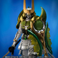 S.I.C. Kamen Rider Zangetsu Melon Arms Action Figure