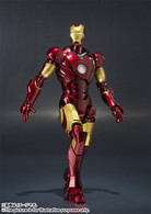 S.H.Figuarts Iron Man Mark 3 Action Figure