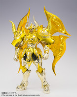 Saint Seiya Myth EX Taurus Aldebaran (God Cloth) Action Figure