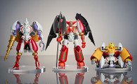 FREEing Dynamic Change Shin Getter Robo