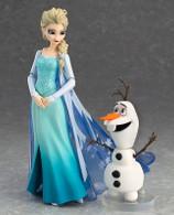 figma Elsa Action Figure