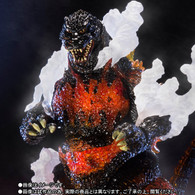 S.H.MonsterArts Godzilla 1995 Ultimate Burning Ver. Action Figure