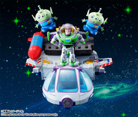 Chogokin Toy Story Super Combination Buzz the Space Ranger Robo
