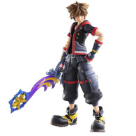 Kingdom Hearts III Play Arts Kai Sora Action Figure