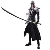 Final Fantasy VII Advent Children Play Arts Kai Sephiroth Action Figure
