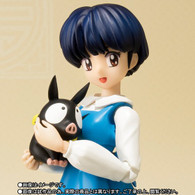 S.H.Figuarts Tendo Akane Action Figure