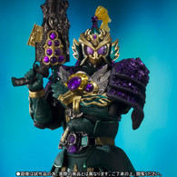 S.I.C. Kamen Rider Ryugen Grape Arms Action Figure