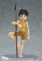 figma Conan Action Figure