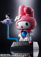 Chogokin Onegai My Melody Action Figure