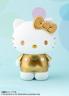 Figuarts Zero Hello Kitty (Gold) PVC Figure
