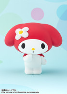 Figuarts Zero My Melody (Red) PVC Figure