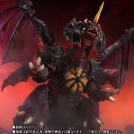S.H.MonsterArts Destoroyah Special Color Ver. Action Figure