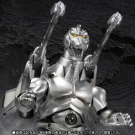 S.H.MonsterArts Super Mechagodzilla Action Figure