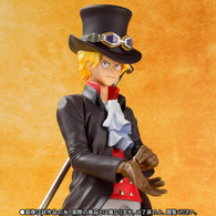 Figuarts Zero Sabo ONE PIECE FILM GOLD Ver. PVC Figure