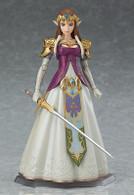 figma Zelda: Twilight Princess Ver. Action Figure