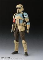 S.H.Figuarts Scarif Storm Trooper Action Figure