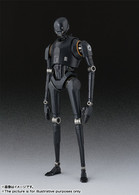 S.H.Figuarts K-2SO (ROGUE ONE) Action Figure