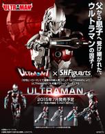 BANDAI ULTRA-ACT × S.H.Figuarts ULTRAMAN