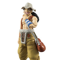 Variable Action Heroes One Piece Series Usopp Action Figure