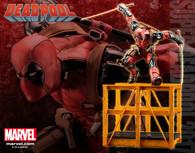 ARTFX+ Super Deadpool 2017 1/6 PVC Figure
