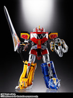 Soul of Chogokin GX-72 Daizyuzin Action Figure