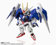 BANDAI Nxedge Style MS UNIT 00 Gundam & 0 Raiser SET