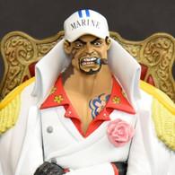 One Piece Archive Collection No.6 Sakazuki Generals Akainu New World Ver. PVC Figure