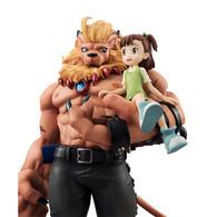 G.E.M.DigimonTamers Leomon&Jyuri Katou PVC Figure