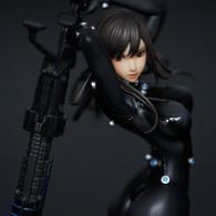 Hdge Technical Statue No.15 Gantz: O Reika X Shotgun Ver. PVC Figure