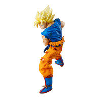 Dimension Of DRAGONBALL Over Drive Super Saiyan Son Goku PVC Figure