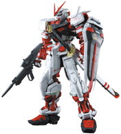 PG 1/60 Gundam Astray Red Frame Plastic Model