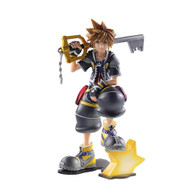 Static Arts Gallery Kingdom Hearts II Sora PVC Figure